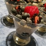 chia cheesecake pudding, dairy free, vegan, vegetarian, fruit, health, wellness, diet, dietitian, nutrition, nutritionist, michelle moreau, chef, healthy kitchen, healthcare, medical insurance, Portsmouth, NH, seacoast, celiac, cardiac, diabetes, diet, weight loss, recipe, couneling, healthcare, berries