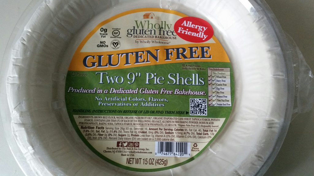nutrition, wellness, dietitian, Portsmouth, new Hampshire, gluten free, dairy free, pie, pumpkin